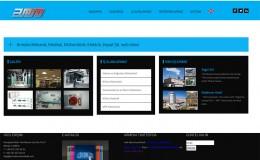 Armeka Mühendislik Web Site