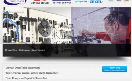 Uzman Dizel Web Site